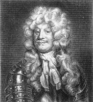 0065795 © Granger - Historical Picture ArchiveABRAHAM DUQUESNE   (1610-1688). French naval commander. Copper engraving, 18th century.