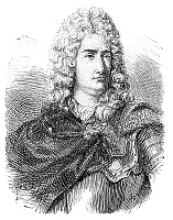 0068801 © Granger - Historical Picture ArchiveCHARLES-FRANCOIS DU FAY   (1698-1739). French scientist. Wood engraving, French, 19th century.
