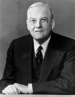0042071 © Granger - Historical Picture ArchiveJOHN FOSTER DULLES   (1888-1959). American lawyer and diplomat. Photographed in 1953.