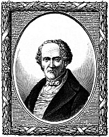 0068768 © Granger - Historical Picture ArchiveF.M.C. FOURIER (1772-1837).   François Marie Charles Fourier. French social theorist. Wood engraving, German, 19th century.