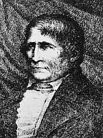 0043100 © Granger - Historical Picture ArchiveJEAN PIERRE CHOUTEAU   (1758-1849). American fur trader and pioneer. Wood engraving, 19th century.
