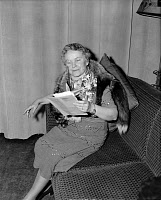 0132797 © Granger - Historical Picture ArchiveDOROTHY CANFIELD FISHER   (1879-1958). American novelist. Photograph, c1940.