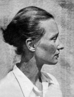 0351618 © Granger - Historical Picture ArchiveMARIE-MADELEINE FOURCADE (1909-1989). Leader of the French Resistance network 'Alliance.' Photograph after her escape, after 1942. Full credit: Tallandier - Rue des Archives / Granger, NYC -- All Rights Reserved.