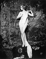 0623531 © Granger - Historical Picture ArchiveHAZEL FORBES (1910-1980).   American dancer and actress. Photograph by Alfred Cheney Johnston, c1929.