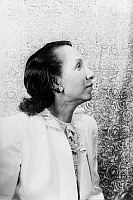 0125847 © Granger - Historical Picture ArchiveSHIRLEY GRAHAM DU BOIS   (1896-1977). American author, composer and civil rights activist, and wife of W.E.B. Du Bois. Photographed by Carl Van Vechten, 1946.