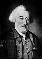 0174205 © Granger - Historical Picture ArchiveJOHN HANSON (1721-1783).   American merchant, politician and President of the Continental Congress, 1781-82. Undated painting.