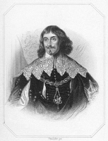 0407655 © Granger - Historical Picture ArchivePHILIP HERBERT (1584-1650).   4th Earl of Pembroke and 1st Earl of Montgomery. English courtier and politician. Engraving, 19th century.