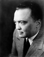 0325378 © Granger - Historical Picture ArchiveJ. EDGAR HOOVER (1895-1972).   American lawyer and first Director of the Federal Bureau of Investigation. Photograph, 1948.