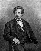 0068883 © Granger - Historical Picture ArchiveEDWIN FORREST (1806-1872).   American actor. Wood engraving, late 19th century, after a photogrpah.