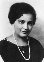0059024 © Granger - Historical Picture ArchiveJESSIE REDMON FAUSET (1882-1961).   American writer.
