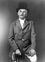 0006866 © Granger - Historical Picture ArchiveWILLIAM FAULKNER   (1897-1962). American writer; photographed in 1960 in riding habit.
