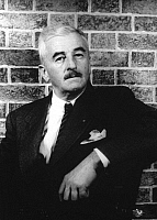 0121710 © Granger - Historical Picture ArchiveWILLIAM FAULKNER (1897-1962).   American writer. Photograph, 1954.