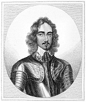 0069524 © Granger - Historical Picture ArchiveTHOMAS FAIRFAX (1612-1671).   Third Baron Fairfax of Cameron. English Parliamentary commander. Stipple engraving, English, 18th century, after a painting by Robert Walker.