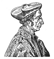 0070557 © Granger - Historical Picture ArchiveJEAN FERNEL (1497-1558).   French physician, astronomer, and mathematician. Woodcut, 1554 and the only contemporary portrait.