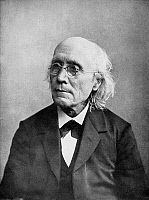 0030627 © Granger - Historical Picture ArchiveGUSTAV THEODOR FECHNER   (1801-1887). German physicist, philosopher, and experimental psychologist.