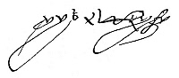 0070596 © Granger - Historical Picture ArchiveFERDINAND V OF CASTILE   (1452-1516). King of Castile (1474-1504) and Aragon (1479-1516). Autograph signature.