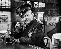 0004881 © Granger - Historical Picture ArchiveW.C. FIELDS (1879-1946).   American comedian. In the title-role of 'The Bank Dick,' 1940.