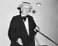 0004882 © Granger - Historical Picture ArchiveW.C. FIELDS (1879-1946).   American comedian.