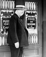 0015243 © Granger - Historical Picture ArchiveW.C. FIELDS (1879-1946).   American comedian. W.C. Fields in 'The Bank Dick,' 1940.