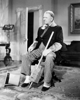 0049234 © Granger - Historical Picture ArchiveW.C. FIELDS (1879-1946).   American comedian. In a scene from 'Poppy,' 1936.