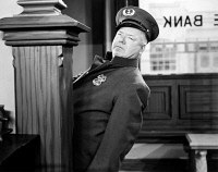0070276 © Granger - Historical Picture ArchiveW.C. FIELDS (1879-1946).   American comedian. W.C. Fields in 'The Bank Dick,' 1940.