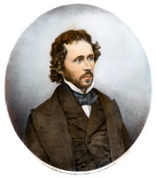 0070418 © Granger - Historical Picture ArchiveJOHN C. FREMONT (1813-1890).   American explorer and army officer. Lithograph, American, 1850.