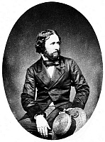 0109051 © Granger - Historical Picture ArchiveJOHN C. FREMONT (1813-1890).   American soldier and explorer.