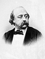 0005133 © Granger - Historical Picture ArchiveGUSTAVE FLAUBERT (1821-1880).   French novelist. Photographed by Nadar.