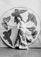 0067785 © Granger - Historical Picture ArchiveLOIE FULLER (1862-1928).   American dancer; photographed c1894.