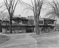 0001321 © Granger - Historical Picture ArchiveHENRY FORD MANSION.  Fair Lane, Henry Ford's 15th and final home on a 1,240-acre estate in Dearborn, Michigan.