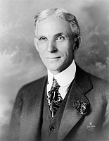 0268424 © Granger - Historical Picture ArchiveHENRY FORD (1863-1947).   American automobile manufacturer. Photograph, c1919.