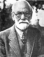 0015903 © Granger - Historical Picture ArchiveSIGMUND FREUD (1856-1939).  Austrian neurologist and founder of psychoanalysis. Photographed shortly before his death in 1939.