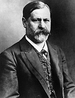 0175782 © Granger - Historical Picture ArchiveSIGMUND FREUD (1856-1939).   Austrian neurologist and founder of psychoanalysis. Photograph, c1907.