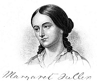 0013023 © Granger - Historical Picture ArchiveMARGARET FULLER (1810-1850).   American critic and reformer. Stipple engraving, 19th century.
