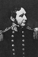 0042102 © Granger - Historical Picture ArchiveROBERT FITZROY (1805-1865).   English naval commander and meteorologist.