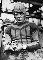 0016956 © Granger - Historical Picture ArchiveHAROLD (RED) GRANGE   (1903-1991). American football player.