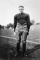 0016957 © Granger - Historical Picture ArchiveHAROLD (RED) GRANGE   (1903-1991). American football player.