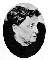 0060813 © Granger - Historical Picture ArchiveHENRIETTA HOWLAND GREEN   (1834-1916). Nee Robinson. American financier known as Hetty Green.