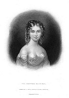 0072233 © Granger - Historical Picture ArchiveCOUNTESS TERESA GUICCIOLI   (1801?-1873). Italian noblewoman and mistress of Lord Byron.