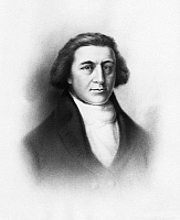 0043531 © Granger - Historical Picture ArchiveROBERT GRAY (1755-1806).   American shipmaster and explorer. Lithograph, 19th century.