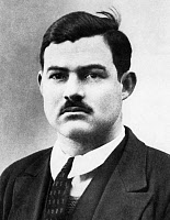 0016179 © Granger - Historical Picture ArchiveERNEST HEMINGWAY   (1899-1961). American writer. Photographed in Paris, 1924.