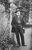 0003407 © Granger - Historical Picture ArchiveVICTOR HUGO (1802-1885).   French man of letters. Carte-de-viste photograph, c1882.