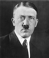 0005229 © Granger - Historical Picture ArchiveADOLF HITLER (1889-1945).   Chancellor of Germany, 1933-1945.