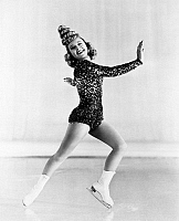 0002187 © Granger - Historical Picture ArchiveSONJA HENIE (1912-1969).   Norwegian figure skater and actress.