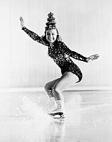 0002188 © Granger - Historical Picture ArchiveSONJA HENIE (1912-1969).   Norwegian figure skater and actress.
