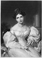 0050449 © Granger - Historical Picture ArchiveFRANCES ANNE KEMBLE   (1809-1893). 'Fanny.' English actress. Stipple engraving, 1873, after a painting by Sir Thomas Lawrence.