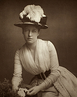 0069342 © Granger - Historical Picture ArchiveLILLIE LANGTRY (1852-1929).   British actress.