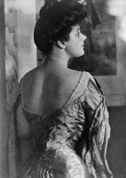0123682 © Granger - Historical Picture ArchiveRITA DE ACOSTA LYDIG   (1875-1929). American socialite. Photograph by Gertrude Kasebier, 1905.