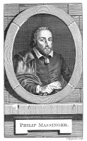 0407701 © Granger - Historical Picture ArchivePHILIP MASSINGER (1583-1640).   English dramatist. Engraving, English, 1779.