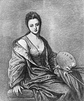 0621295 © Granger - Historical Picture ArchiveANNA MARIA SIBYLLA MERIAN  (1647-1717). German painter, engraver, and naturalist. Engraving, 1717. Full Credit: ullstein bild / Granger, NYC. All Rights Reserved.